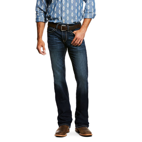 Ariat M7 Rocker Concord Stretch Stackable Straight Leg Jean