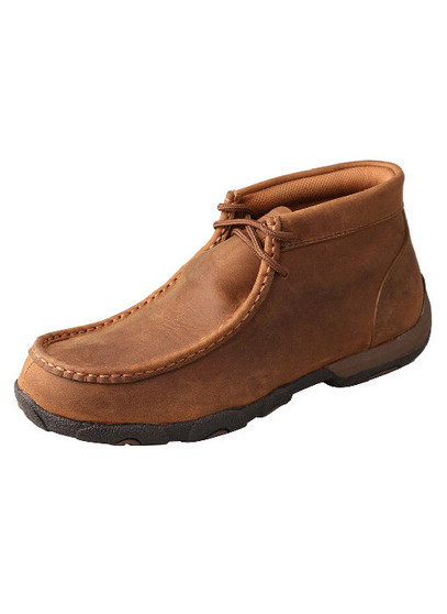 Twisted X Women's Chukka Driving Moc – Water Proof