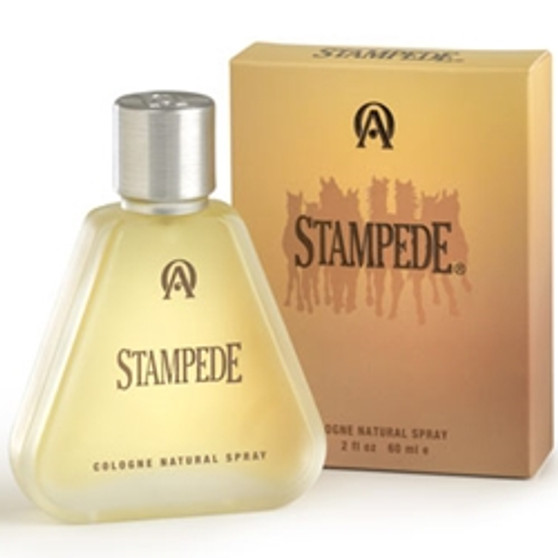 Stampede Natural Spray Cologne For Men By Annie Oakley