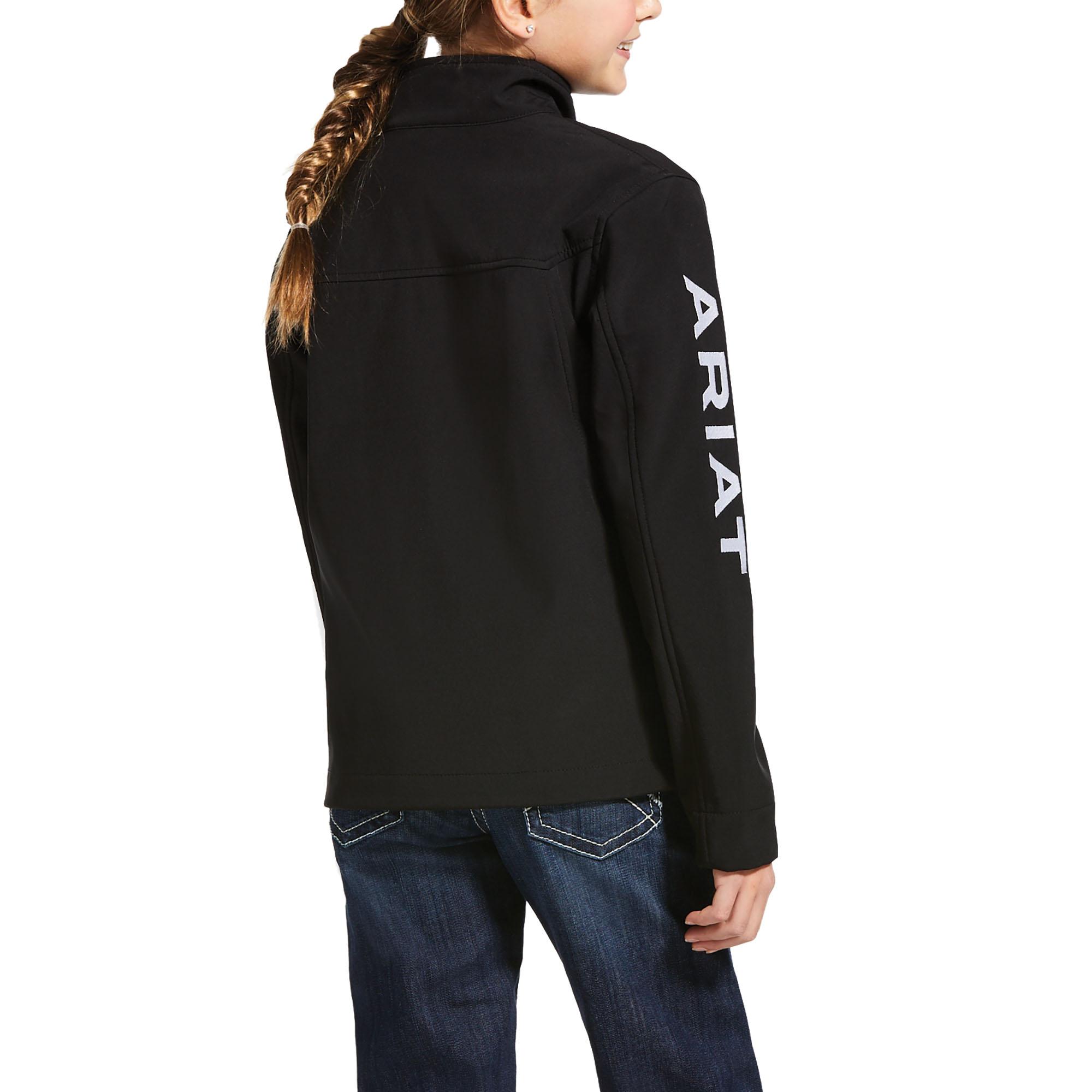 Ariat Kids New Team Softshell Jacket