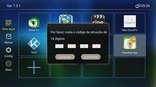 Codigo de renovacao 16 digitos  HTV 1 2  3 5  6 A1 A2 A3 Brazil Box A2 IPTV 5 e 6 / IPTV PLUS/ IPTV 8 / Super Brasil Iptv ***Todos os Aparelhos que usam o Brazil Tv Novo***