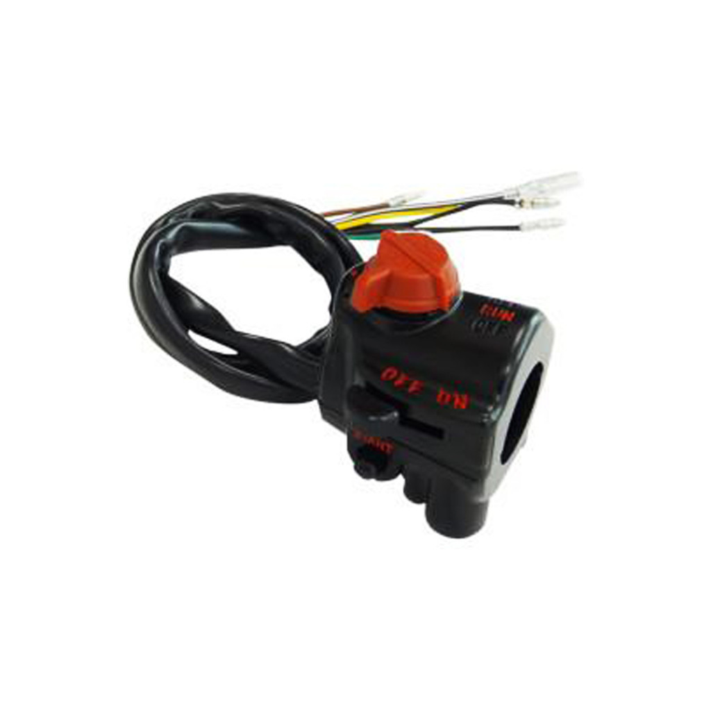 Factory Style Handlebar Control Switches