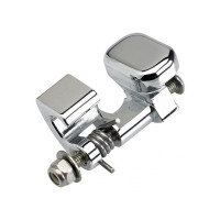 Joker Machine CB Gas Cap Latch - Chrome