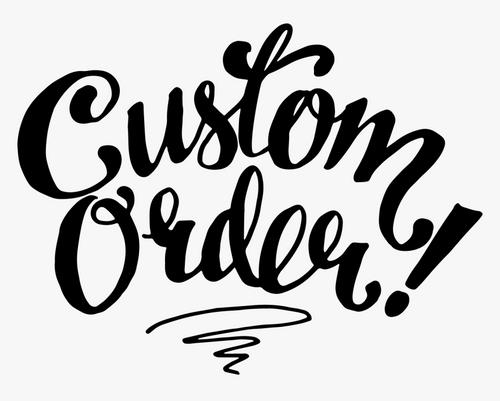 "Custom 100 2"" x 4"" Clear 3mm Rectangles"
