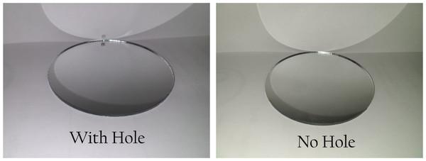 40 Laser Cut SILVER Mirror Acrylic Blank Round Discs.