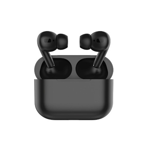 Black InPods Pros - Wireless Bluetooth Headphones