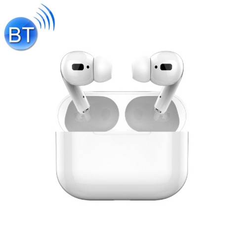 White InPods Pros - Wireless Bluetooth Headphones