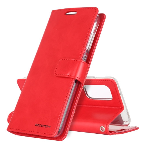 Red Samsung Galaxy Note 20 Ultra Bluemoon Wallet Case