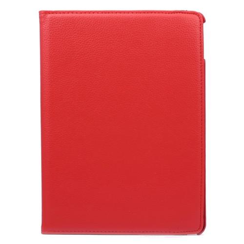 iPad 2 3 4 360 Folio Case (Red)