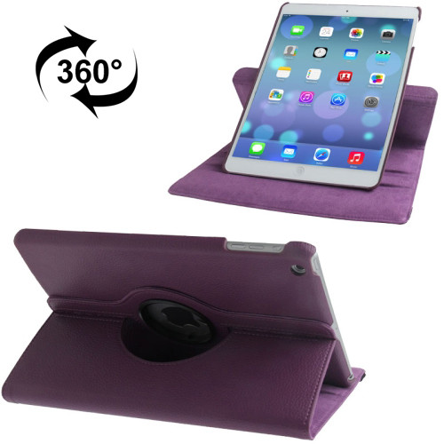 iPad 360 Folio Case (Purple)