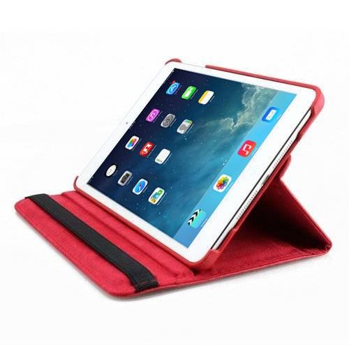 iPad 360 Folio Case (Red)