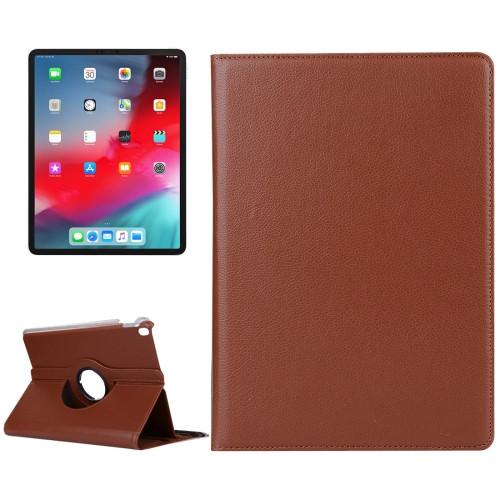 "iPad Pro 11"" 1st Gen 360 Folio Case (Brown)"