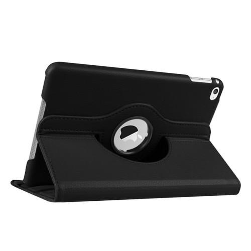 iPad Mini 4 5 360 Folio Case (Black)