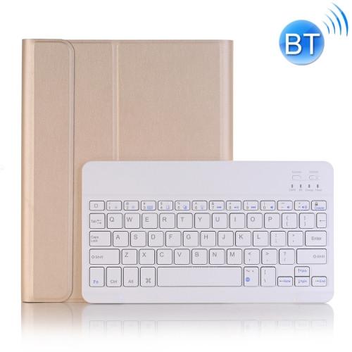 "iPad 7th Gen (10.2"") Bluetooth Keyboard Case (Gold)"