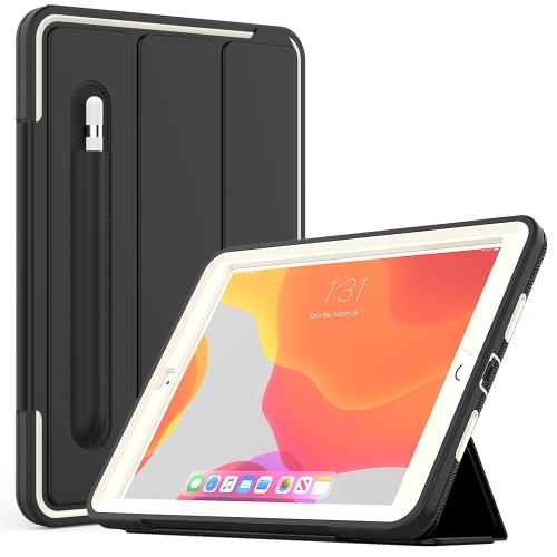 """iPad 7th Gen (10.2"""") Heavy Duty Case (White)"""