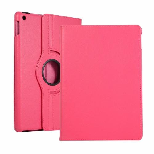 """iPad 7th Gen (10.2"""") 360 Folio Case (Dark Pink)"""