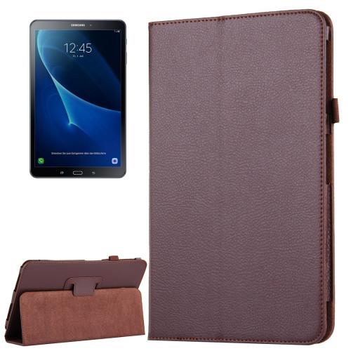 "Samsung Tab A 10.1"" T580 Folio Case (Brown)"
