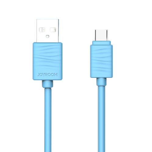 Joyroom Type C Charger Cable 1M (Blue)