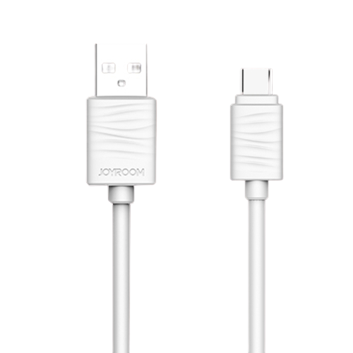 Joyroom Type C Charger Cable 1M (White)