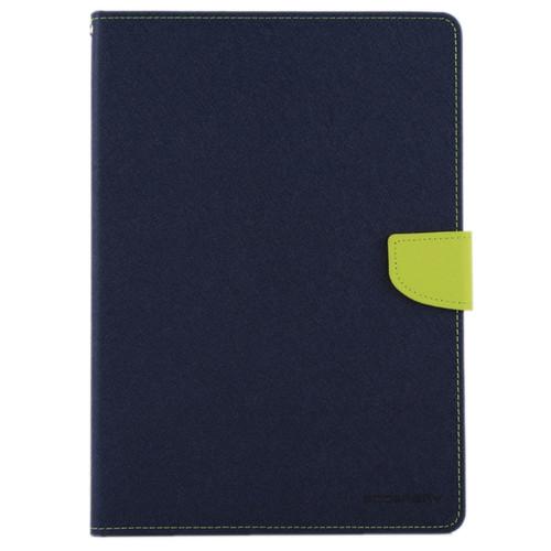 """Samsung Tab A 9.7"""" T550 Folio Case (Navy & Green)"""