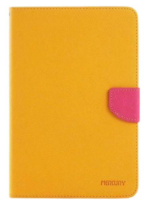 "Samsung Tab A 9.7"" T550 Folio Case (Yellow & Pink)"