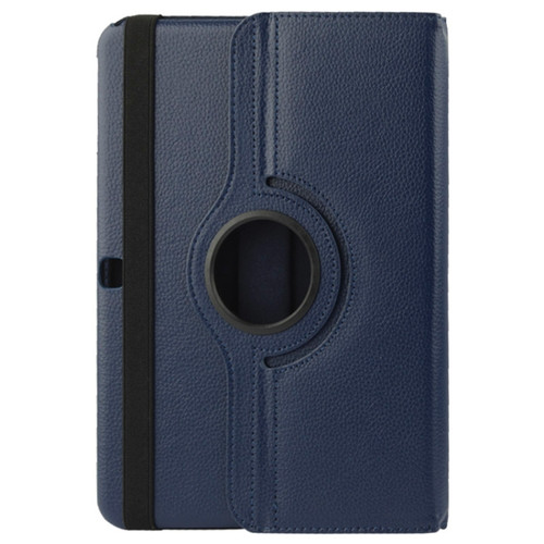 "Samsung Tab 4 10.1"" T530 360 Folio Case (Navy)"