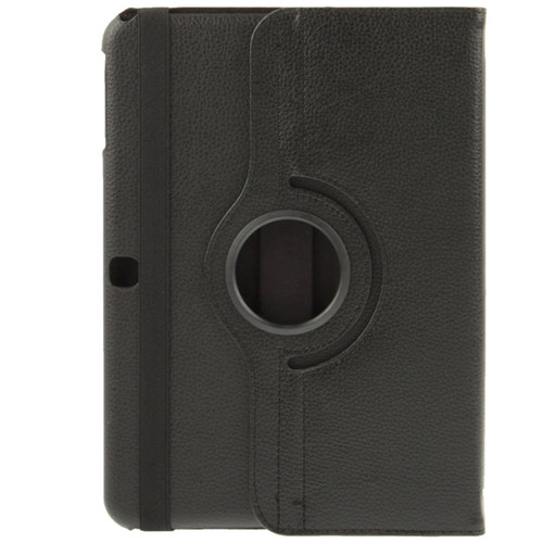 "Samsung Tab 4 10.1"" T530 360 Folio Case (Black)"