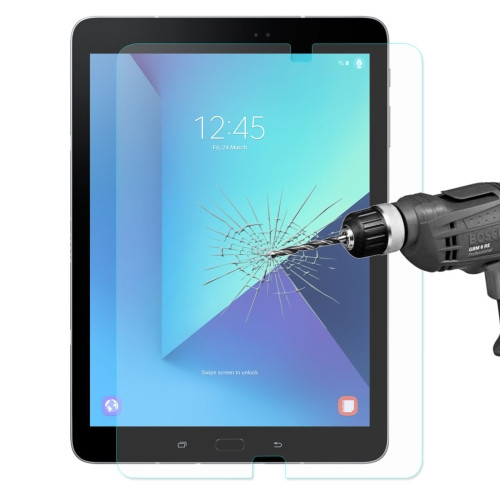 """Samsung Tab S3 9.7"""" T820 Tempered Glass Protector"""