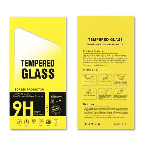 iPhone 5 5s 5c SE Tempered Glass Protector