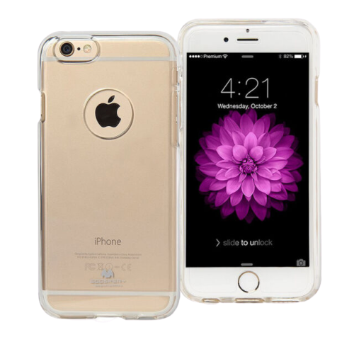 iPhone 6 6s Transparent Clear Silicone Case