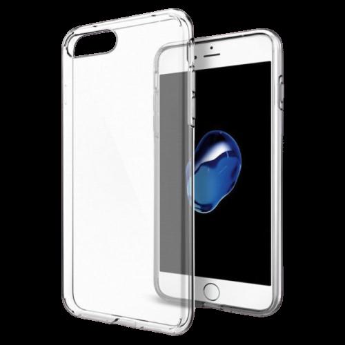 iPhone 7 Plus / 8 Plus Clear Silicone Case