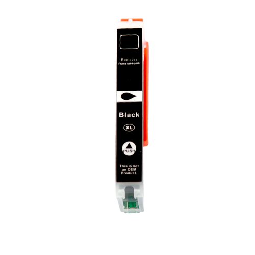 Canon 671XL Black compatible ink cartridge