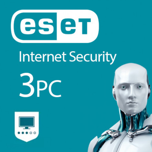 ESET Sign Up 1 Year - 3 PC