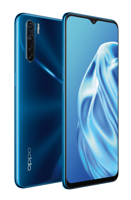 OPPO A91 128GB (Blazing Blue)