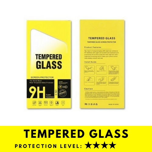 iPhone 12 Pro Max Tempered Glass Protector