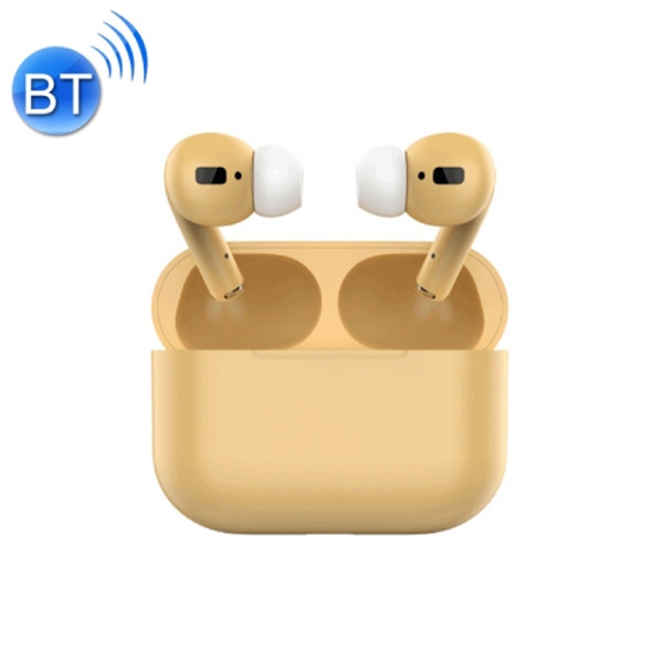 Yellow InPods Pros - Wireless Bluetooth Headphones