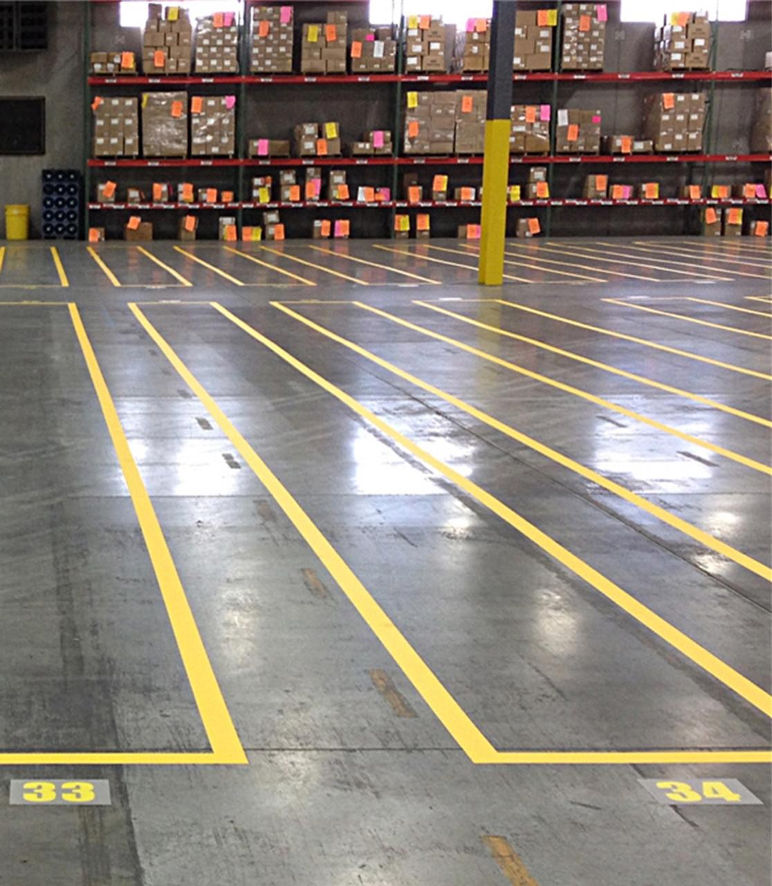DuraStripe Mean Lean Floor Tape