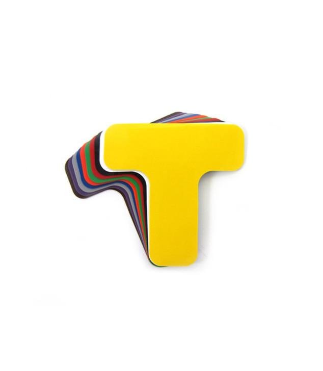 SafetyTac T Shapes - Rounded