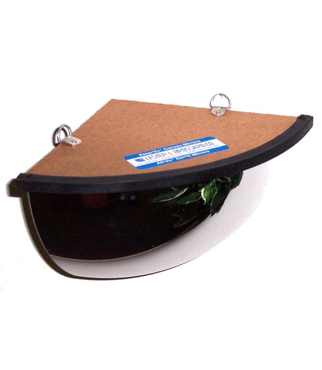 Dome Mirror Hardboard