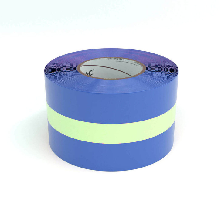 SafetyTac Glow Stripe Blue