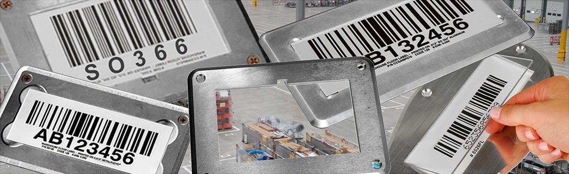 Floor Label Frames