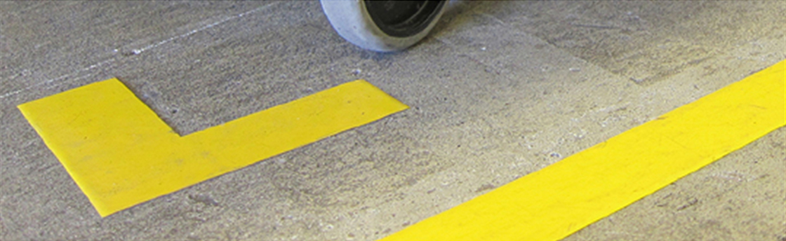 Floor Marking Shapes
