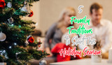 5 Family Traditions to Start This Holiday Season