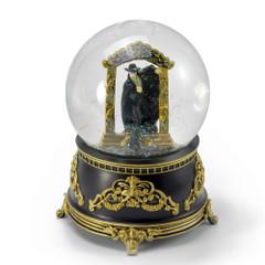 Phantom of the Opera Phantom Stepping Through Mirror Water Globe