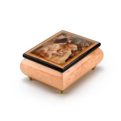 A Gift of Love Adorable Ercolano Music Box by Brenda Burke