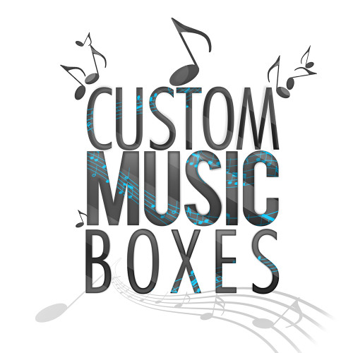 Custom Create Any Song in a Music Box *Special Limited Pricing