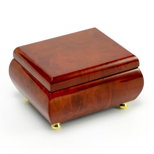 Simple Yet Beautiful and Classy 23 Note Hi Gloss Music Box