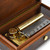 Rare 50 Note Frederic Chopin with Gold Leaf Accents Music Box