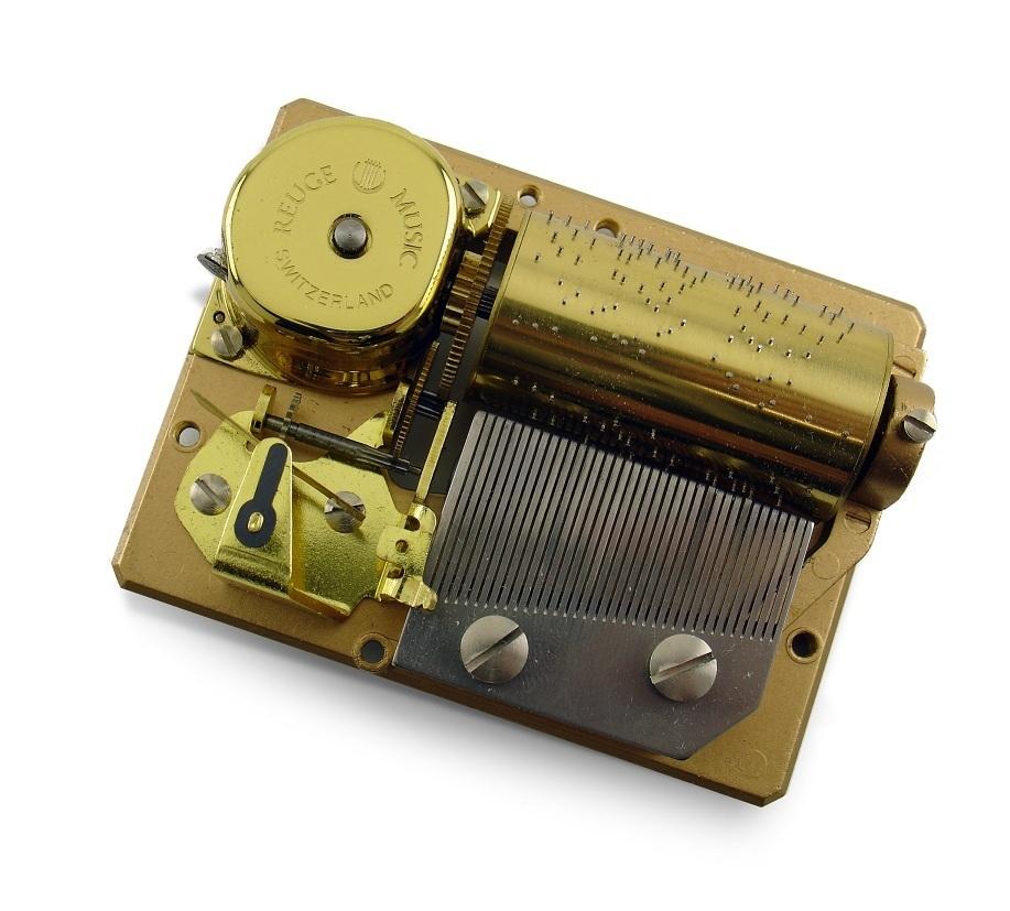 36 Note Swiss Mechanical Movement