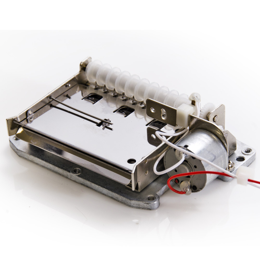 DIY Musical 30 Note Battery Operated Movement